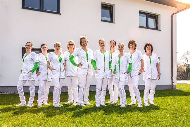 Praxisteam dentalteam Schneeberg